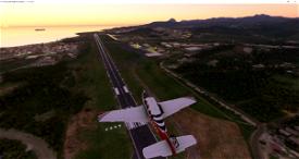 saint-lucia TLPC TLPL Microsoft Flight Simulator