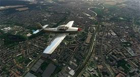 Piaggio P.149 D-EOAO Image Flight Simulator 2020