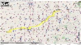Get Your Kicks Above Route 66 - Oklahoma #3 Image Flight Simulator 2020
