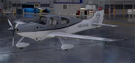 Cirrus SR22 HB-KHR Image Flight Simulator 2020