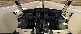 Clean Glass Mod - Default Aircrafts Image Flight Simulator 2020