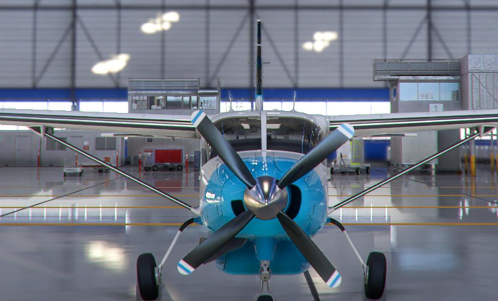 Mystic Blue Airways