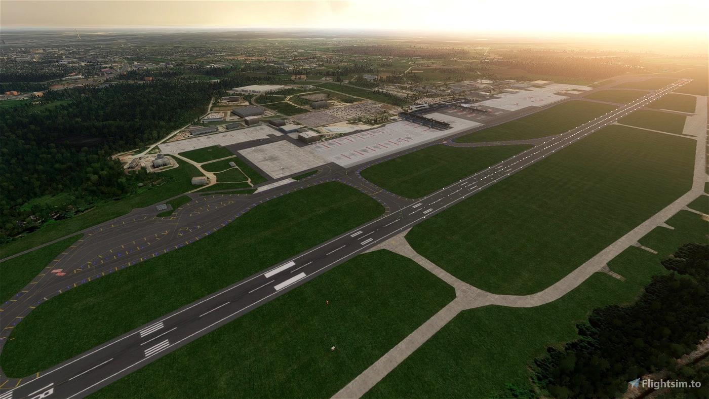Riga Airport (EVRA) Flight Simulator 2020