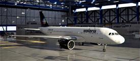 Volaris A320neo Image Flight Simulator 2020