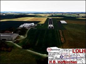 LOLH Flugplatz H.B. Hofkirchen Image Flight Simulator 2020