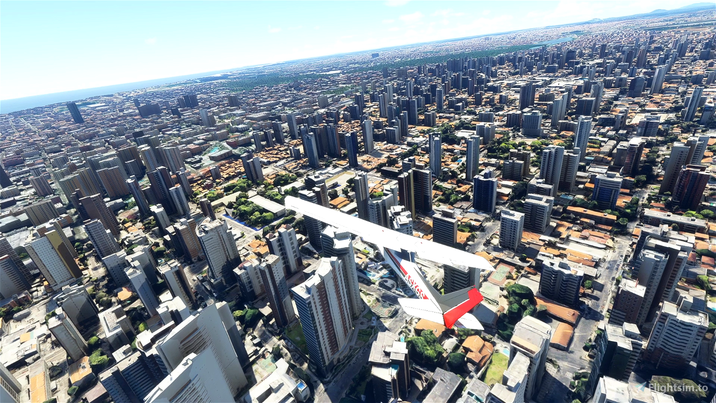 FORTALEZA, CE - Centro Flight Simulator 2020