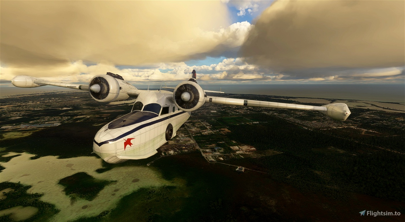 Grumman Goose VP-BBK Bahamas Airlines