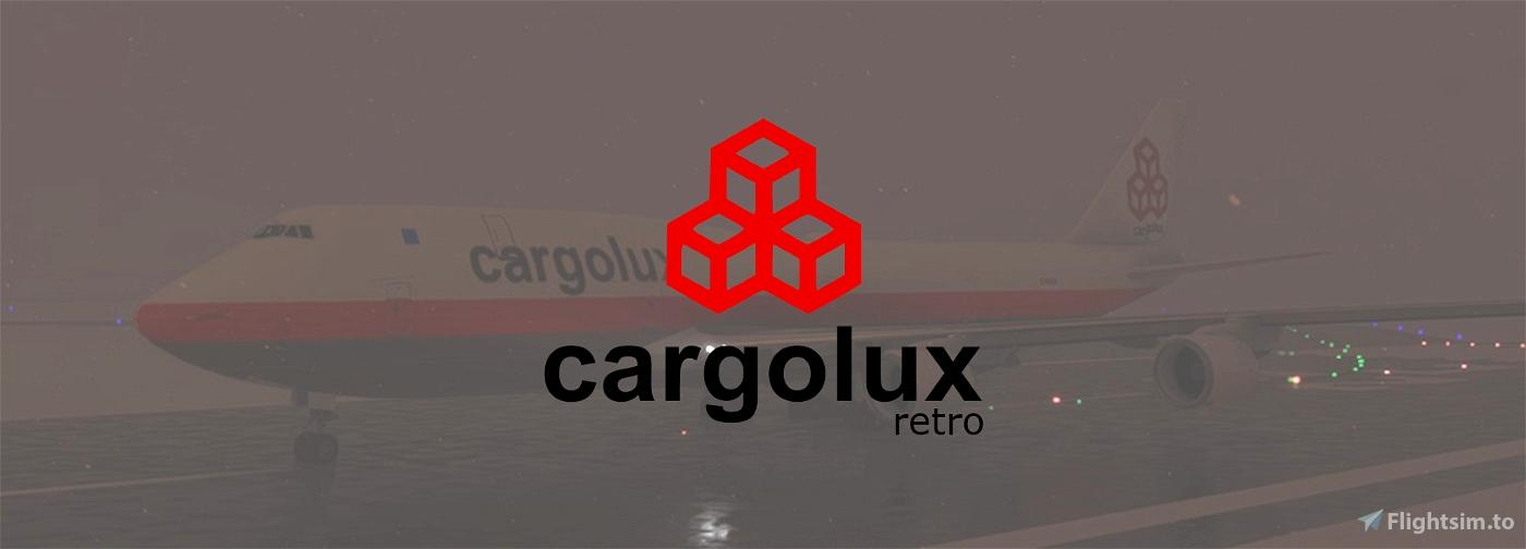 Cargolux 747-8i (Retro) Flight Simulator 2020