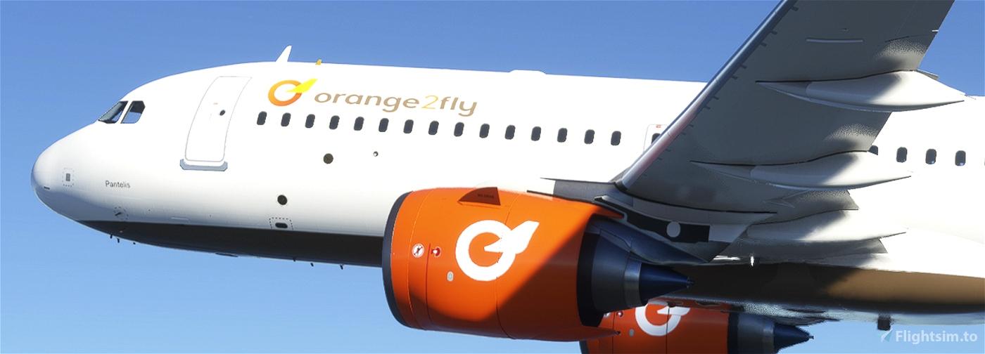 Orange2fly Flight Simulator 2020