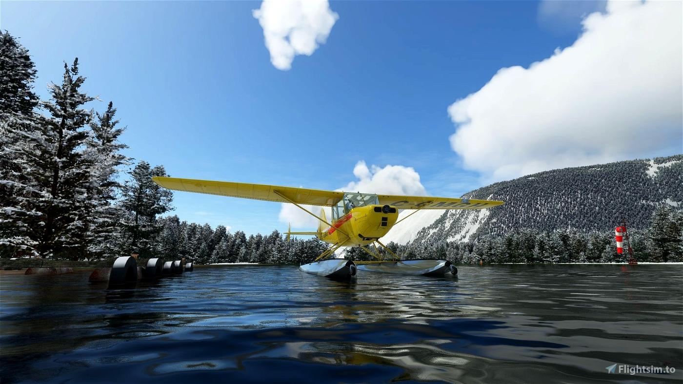 Afognak Island Seaplane base, Alaska Flight Simulator 2020
