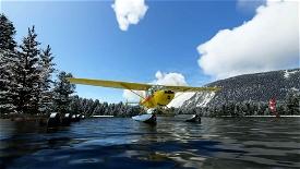 Afognak Island Seaplane base, Alaska Image Flight Simulator 2020