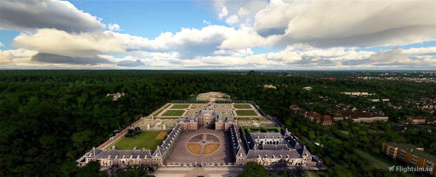 Apeldoorn - Palace Het Loo Flight Simulator 2020