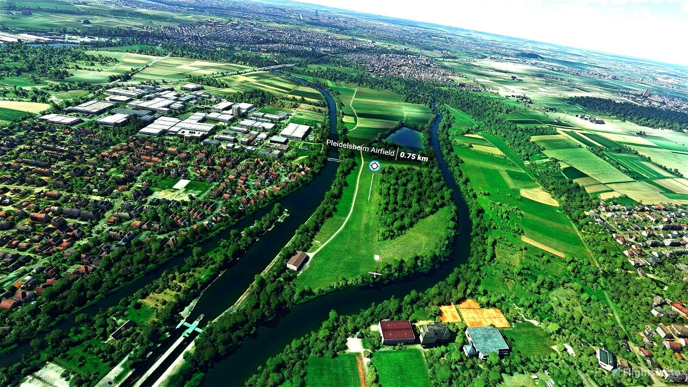 Neckar Valley - River bushtrip (DE,EN,ES,FR,IT,PL,PT,RU)