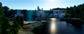 Chute de la Chaudière / Montmorency Image Flight Simulator 2020