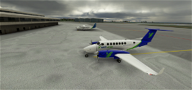 Kingair MasWings Image Flight Simulator 2020