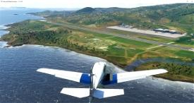 Saint Vincent and the Grenadines Argyle Intl airport TVSA Microsoft Flight Simulator