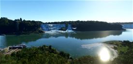 Niagara Falls animation Image Flight Simulator 2020