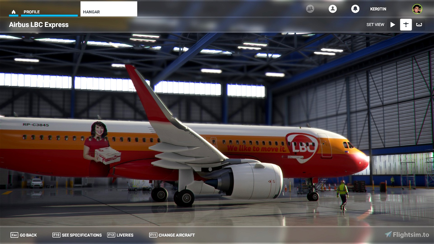 LBC Express Flight Simulator 2020