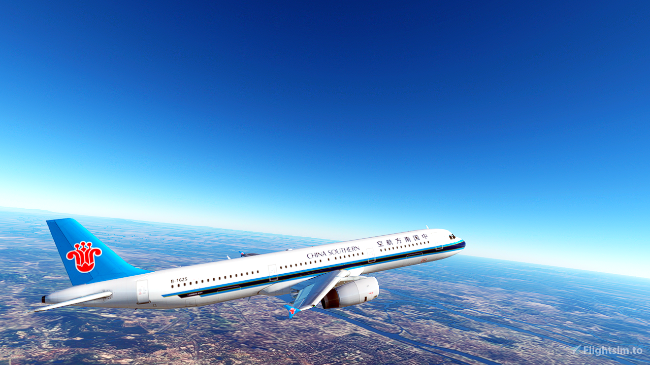 China Southern Airlines [4K]