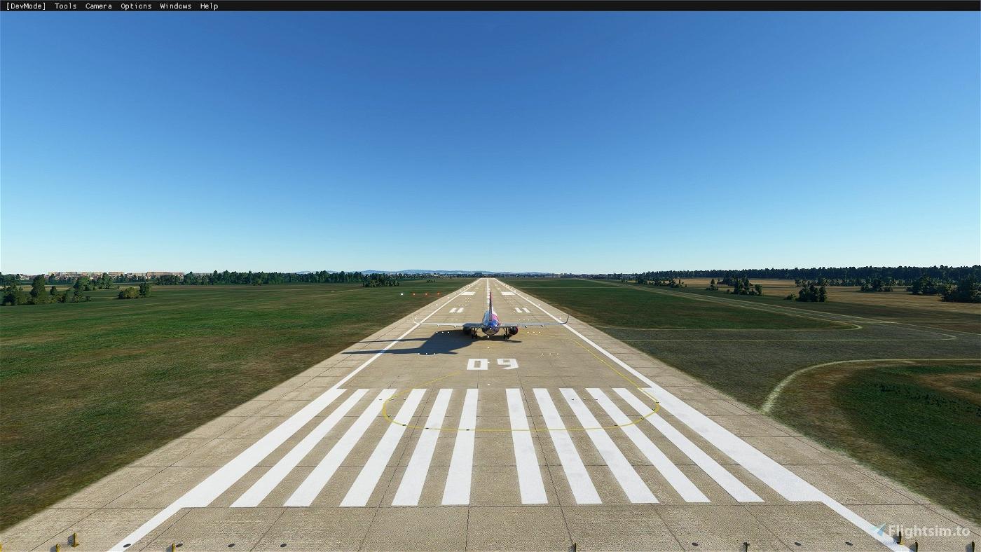 LRAR Arad Airport Flight Simulator 2020