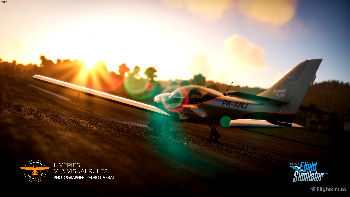 VL3 - VisualRules Flight Simulator 2020