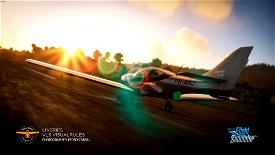 VL3 - VisualRules Image Flight Simulator 2020