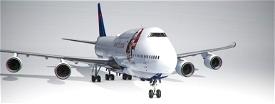 747-8I Delta KFC (4k, Right Side, Working) Image Flight Simulator 2020