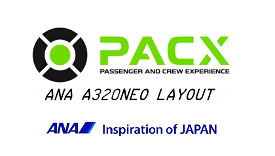ANA a320neo layout for PACX Image Flight Simulator 2020