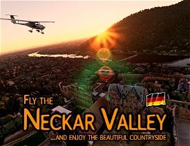 Neckar Valley - River bushtrip (DE,EN,ES,FR,IT,PL,PT,RU) Image Flight Simulator 2020
