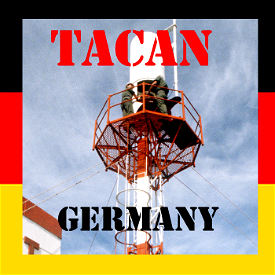 Working TACAN Beacons in Germany Image Flight Simulator 2020