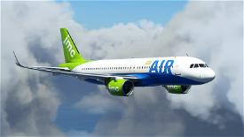 A320 JMC Air Image Flight Simulator 2020