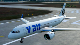 V-Air Image Flight Simulator 2020