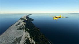 Bushtrip/Wildnisflug (NZPM-NZMC) English/German Image Flight Simulator 2020