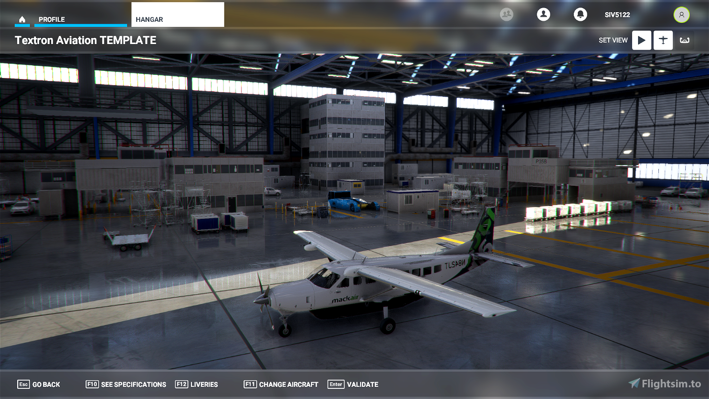 Mack Air Cessna 208B