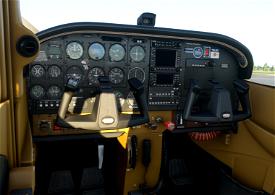 N12860 Interior Image Flight Simulator 2020