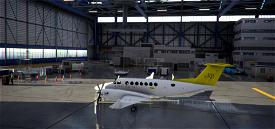 KingAir Royal Brunei Image Flight Simulator 2020