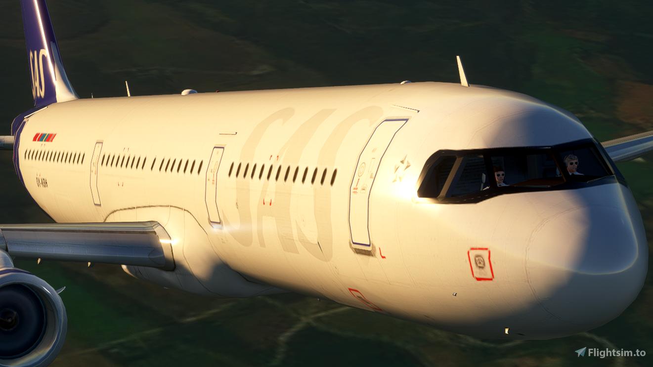 Scandinavian Airlines (SAS) [4K]