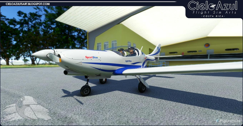 IFA   TI-BFJ   Asobo JMB Aircraft VL-3 (8K)