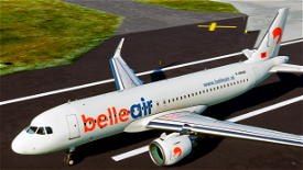 Belle Air [4K] Image Flight Simulator 2020