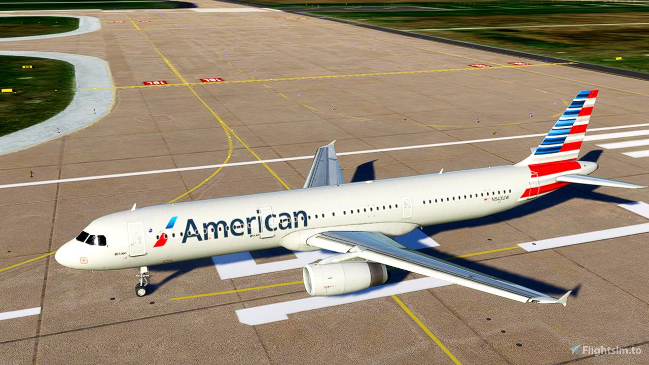American Airlines [4K]