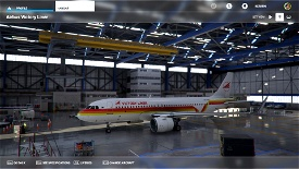 A32NX Victory Liner A320 Neo Image Flight Simulator 2020