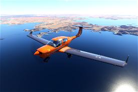 Diamond DA40-NG X Series (now 9 colours) Image Flight Simulator 2020