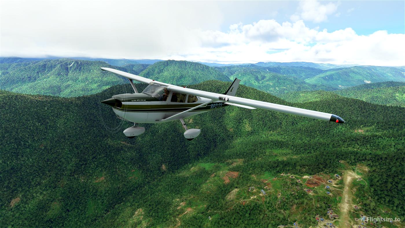 C172 STC 210HP STOL G1000 Flight Simulator 2020
