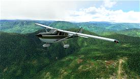 C172 STC 210HP STOL G1000 Microsoft Flight Simulator