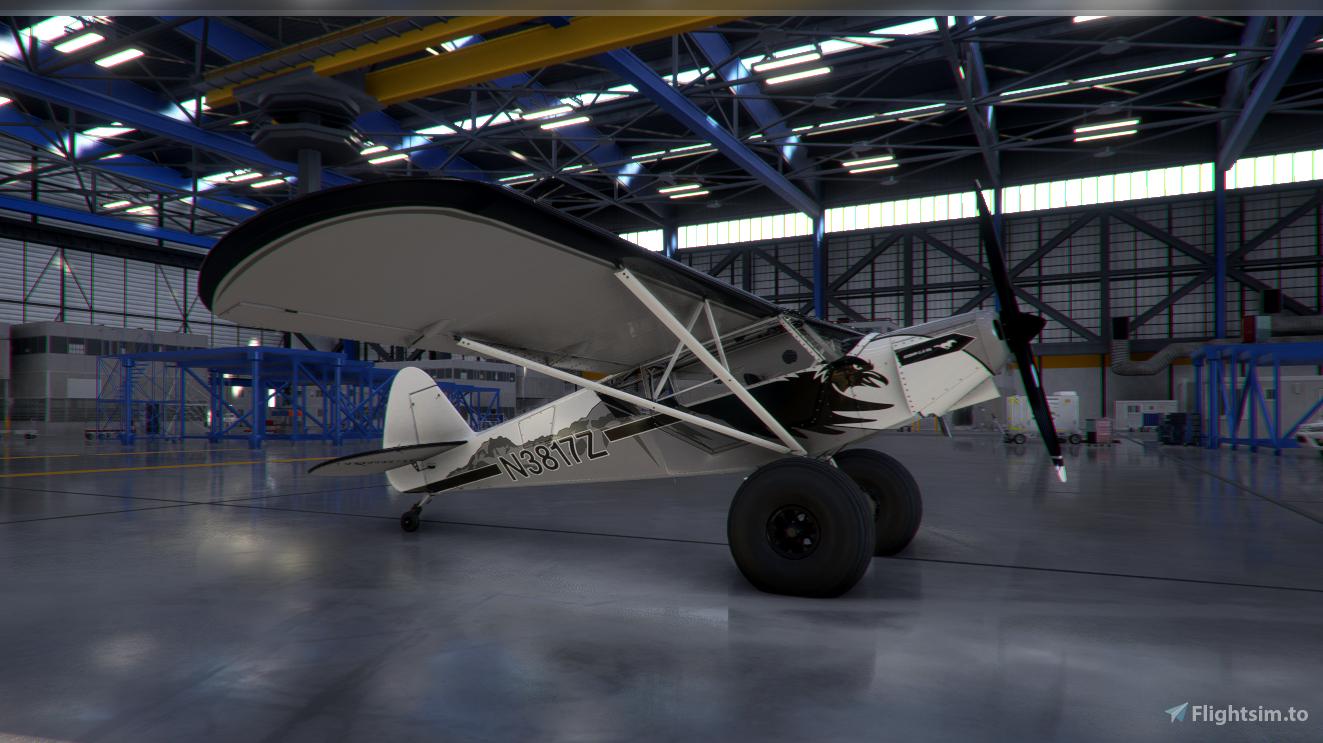 2016 Alaska Airmen's Assoc Raffle Plane livery for GotGravel Savage GRRAVEL Mod ver 1.2.0