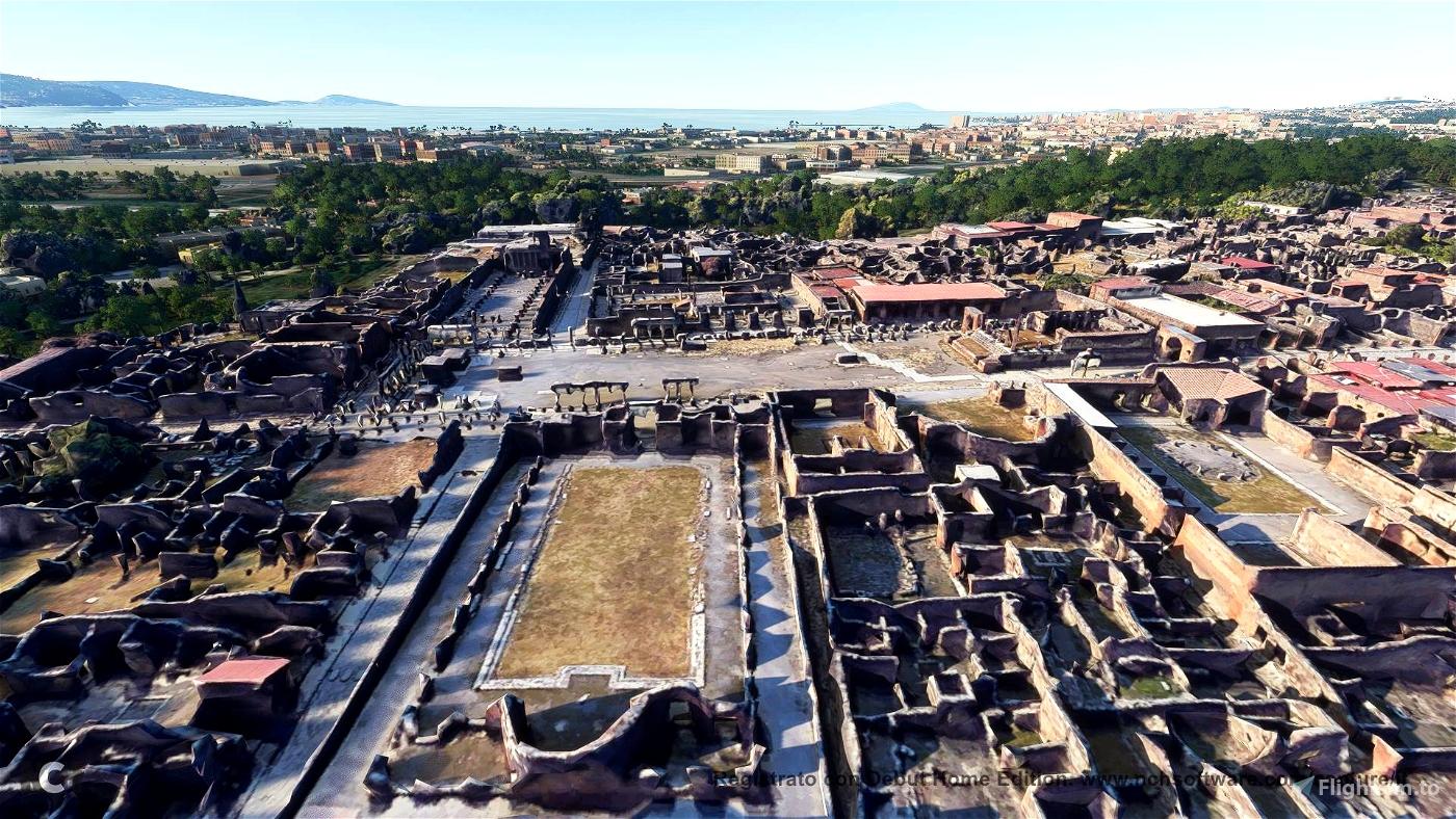 Pompei - sito Archeologico - ITALY