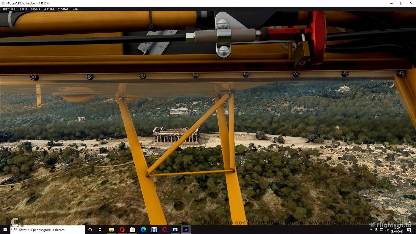 AG_Valle_dei_Templi - Italy Flight Simulator 2020