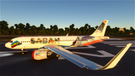 SABAH100 Image Flight Simulator 2020