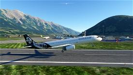 A321 Air New Zealand [8K/4K] Image Flight Simulator 2020