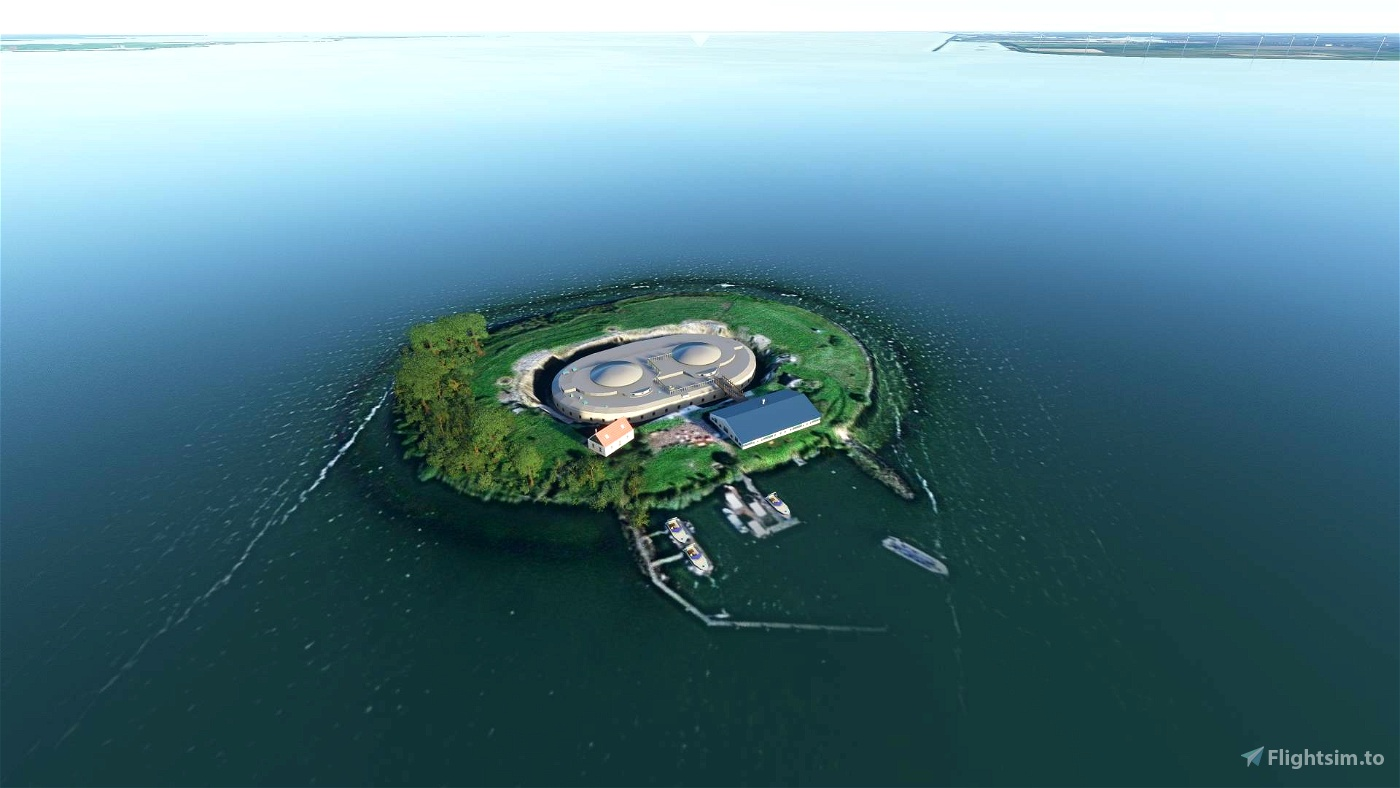 Pampus Island